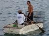 Vissers in Cienfuegos
