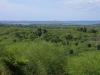 Landschap tussen Trinidad en Cienfuegos