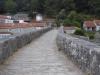 De 15e eeuwse Romeinse brug over de Rio Tambre