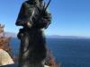 Nog 3,5 km naar de Faro de Cabo