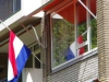Vlaggen halfstok, 4 mei, Dodenherdenking