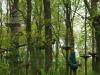 Er is een klimbos, Fun Forest, voor kleine- en grote apen