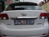 Onze gehuurde Toyota