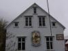 Café in Seydisfjördur, waar we koffie drinken