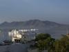 Uitzicht terras Mewar Haveli