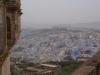Meherangarh Fort, uitzicht over Jodhpur