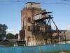 Industrie langs het spooor