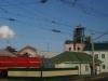 Industrie langs het spoor
