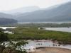 Prachtig uitzicht op de Mekong River