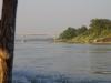 We naderen onze tweede brug over de Mekong River