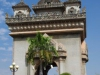 De Vientiaanse Arc de Triomph