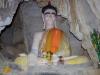 Natuurlijk zijn er Boeddha's in de grot