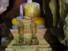 Ook in de 2e grot is natuurlijk een Boeddha