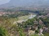 Het uitzicht vanaf Wat Tham Phi Si