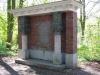 Monument ter herinnering aan Kasteel Buren