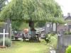 Bij de begraafplaats verlaten we het pad
