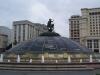 St. Georges en de draak, patroon van Moskou