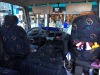 De bus naar Las Lajas Playa
