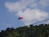 Ancon, de Panamese vlag
