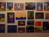 Kunst gemaakt door kinderen en volwassenen tijdens workshops, die het museum wekelijks enkele keren houdt, een aanrader voor de Nederlandse Musea