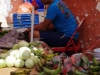 De groentenverkoper