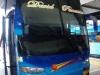 Bus van David naar Panama City