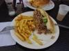 Vreselijk vies, lekker diner bij Bosporus, Auxerre