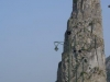 Beroemde rots van Dinant