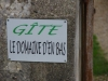 """Gîte à la campagne """"Le Domain d'en Bas"""""""