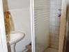 De verstopte douche