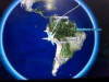 Na twaalf uur vliegen komen we geradbraakt aan in Lima