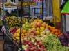 Fruitverkoop op straat