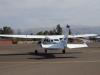 6 Passagiers, de piloot en de co-piloot passen in deze 'kist '