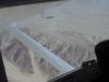 We vliegen tussen de 200 en 400 meter boven sealevel