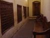 Hier mochten de nonnen met hun familie praten