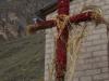 Het geloof is overal, ook in Pueblo de Cosñirhua