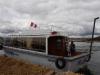 De Andino legt aan bij een drijvend eiland