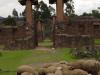 Ragchi, de tempel gewijd aan de Wiracocha