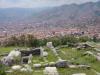 Schitterend uitzicht over Cusco