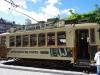Antieke trammetje