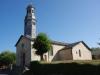 De kerk van Le-Châtenet-en-Dognon