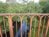 We steken de Gironde over, de rivier stroomt nauwelijks