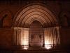 Kathedraal bij nacht