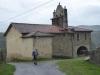 Een kerkje voor Ostabat-Asme