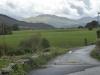 De laatste kilometers naar Ostabat