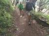 De wandeling gaat verder langs een mooi pad