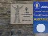 De Albergue is donativo en wordt gerund door vrijwilligers; deze week door 2 Amerikanen, één uit Montana en de ander uit New York