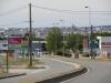 Zodra we de buitenwijken van Limoges bereiken wordt het saai en zwaar