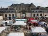 Uitzicht op het Museum van Limoges