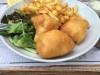 Een traditionele Ierse hap, 'Fish & Chips'